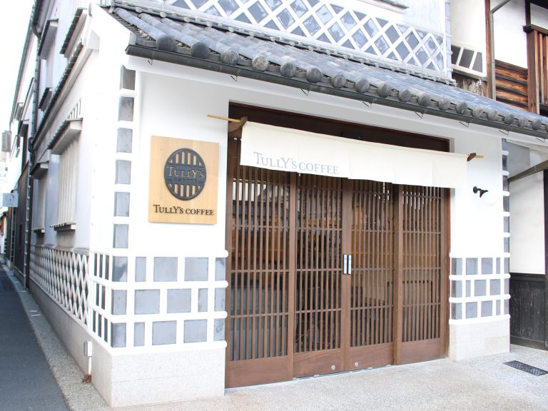 タリーズコーヒー倉敷美観地区店がオープンしました!